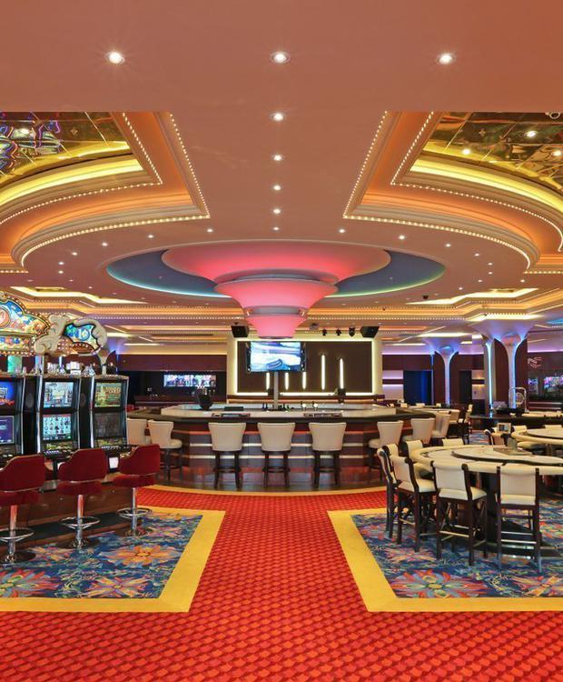 Grand Casino Sheraton San José Hotel San José