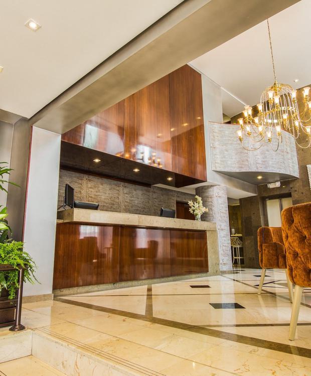 Lobby GHL Hotel Hamilton Hotel GHL Collection Hamilton Bogota