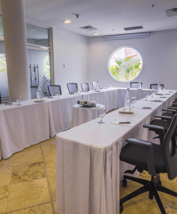Business VIP Hotel GHL Relax Corais de Indias Cartagena das Índias