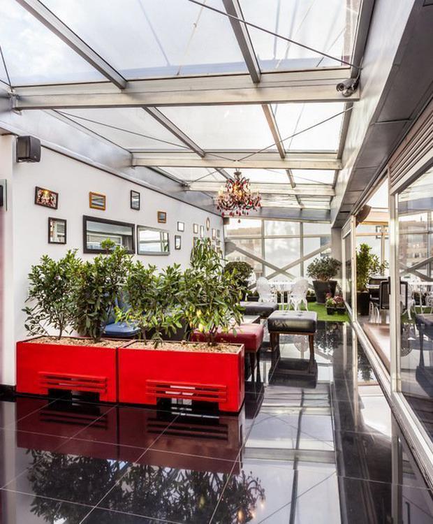 Bar Hotel GHL Collection 93 Bogota