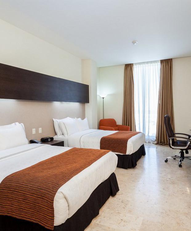 Quarto Sonesta Hotel Barranquilla Barranquilla