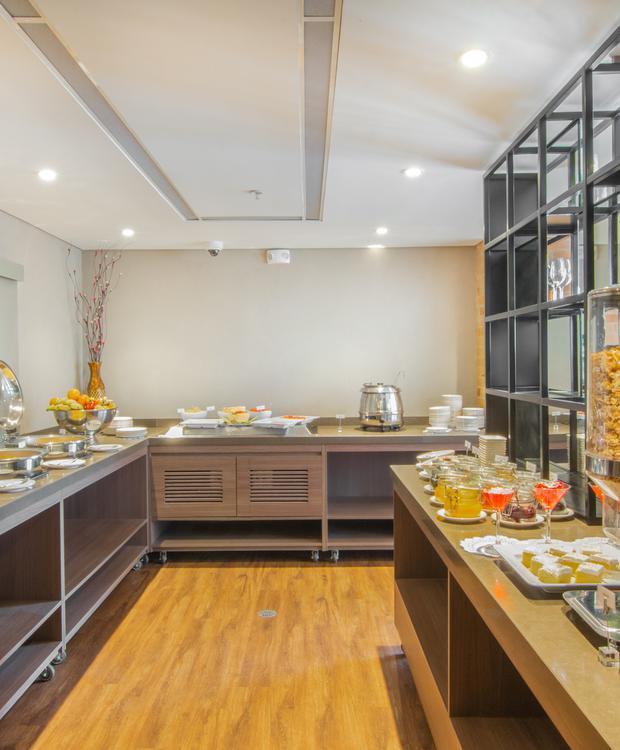 Buffet GHL Style Hotel Bogotá Occidente Bogota