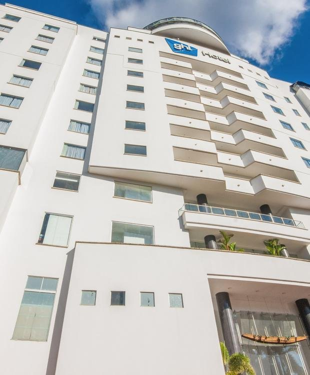 Fachada GHL Hotel Grand Villavicencio Villavicêncio