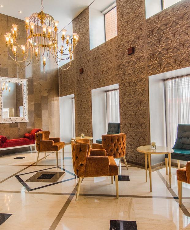 Lobby GHL Hotel Hamilton