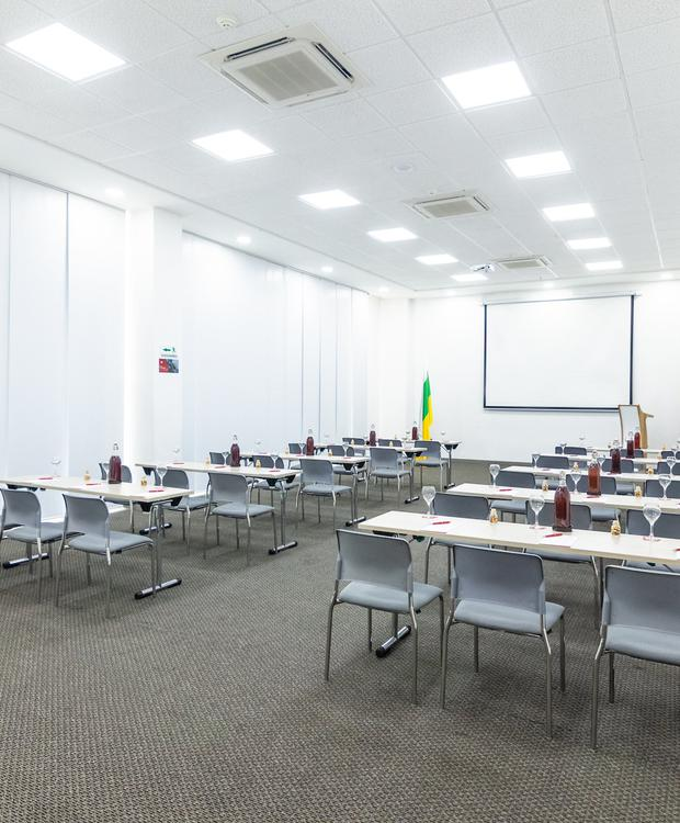 Sala de reuniões GHL Style Hotel Neiva Neiva