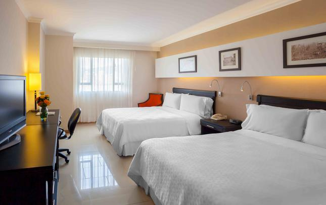 QUARTO SUPERIOR Hotel Four Points by Sheraton Cali Cali