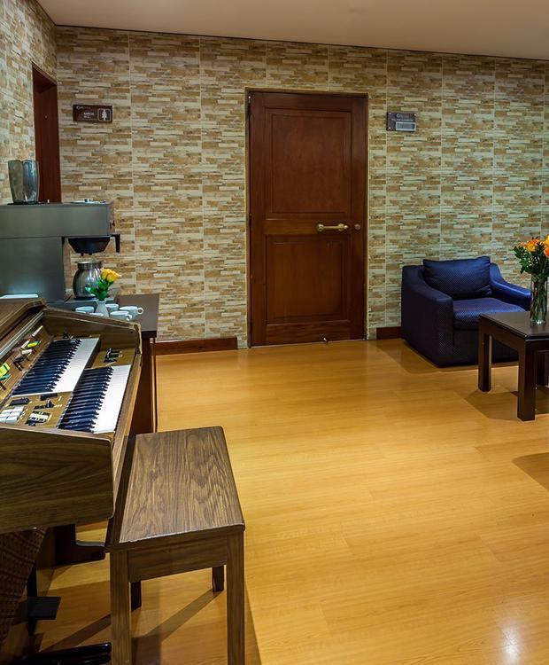Sala GHL Style Hotel Belvedere Bogota