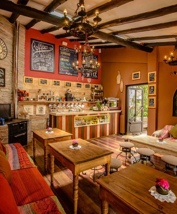 Interior Sonesta Hotel Posadas del Inca Yucay Yucay, Peru