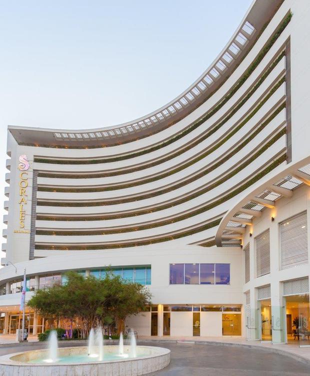 Fachada Hotel GHL Relax Corais de Indias Cartagena das Índias