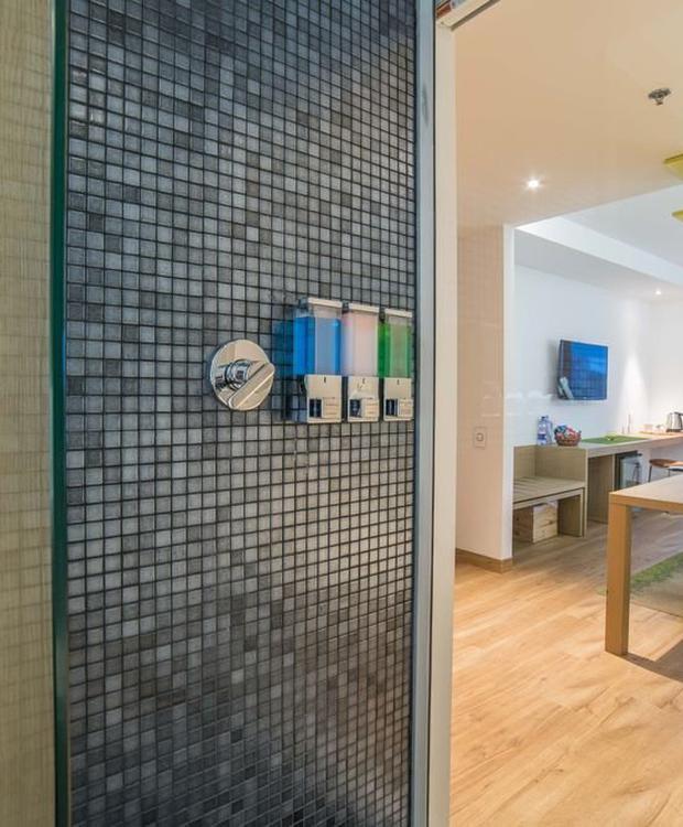 Quarto Superior Deluxe Biohotel Organic Suites Bogota