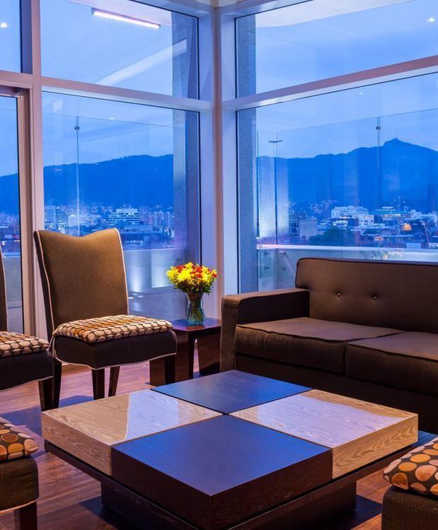 Salão Hotel Four Points By Sheraton Bogotá Bogota
