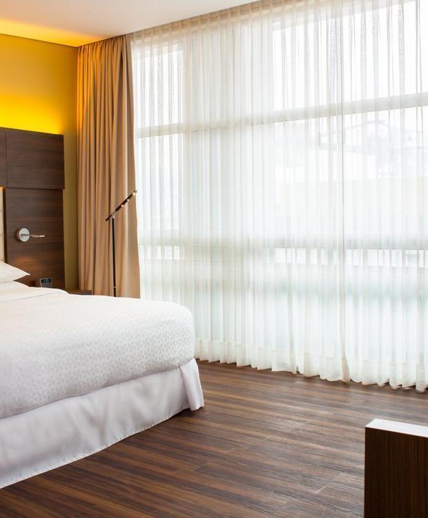 Suite Hotel Four Points By Sheraton Bogotá Bogota