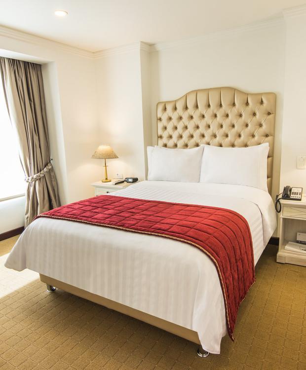 Suite Júnior GHL Hotel Hamilton