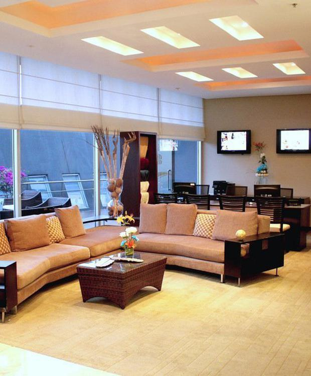 Lobby Sonesta Hotel Guayaquil Guaiaquil