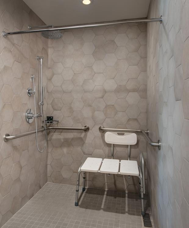 Banheiro Hotel Hyatt Centric Guatemala City Cidade da Guatemala