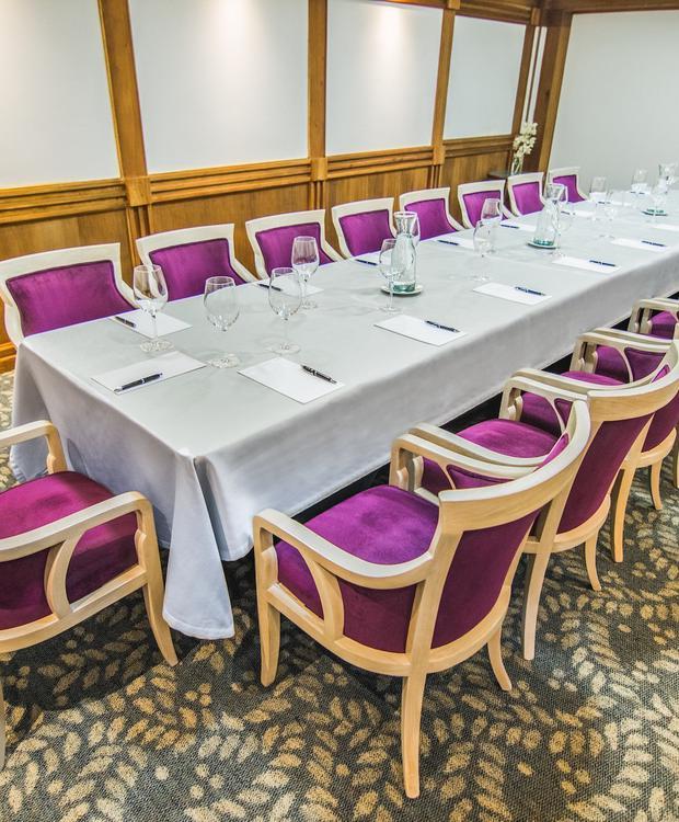 Salão de eventos Browns GHL Hotel Hamilton Hotel GHL Collection Hamilton Bogota