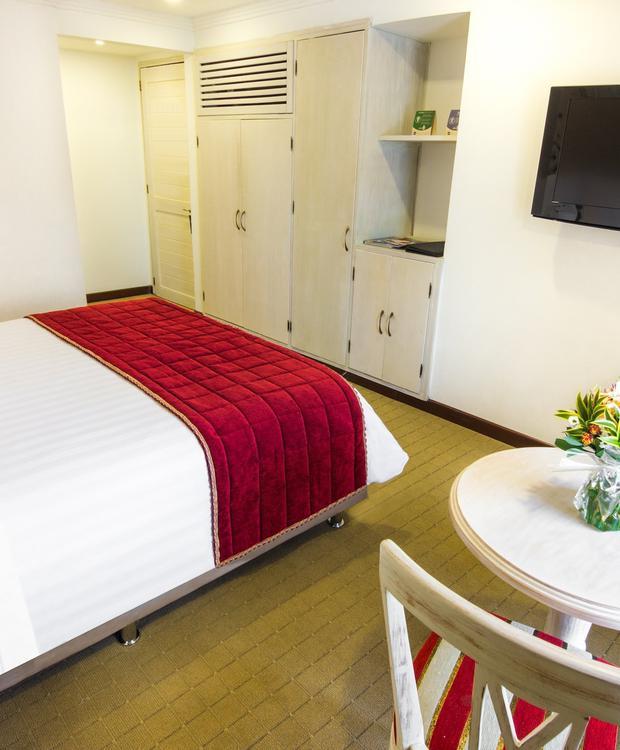 Quarto Standard GHL Hotel Hamilton Hotel GHL Collection Hamilton Bogota