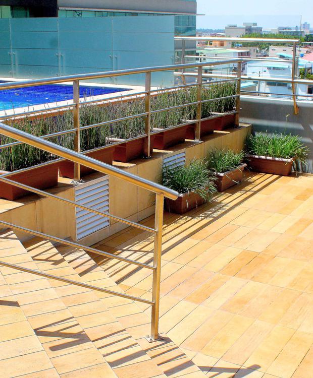 Solarium Sonesta Guayaquil Sonesta Hotel Guayaquil Guaiaquil