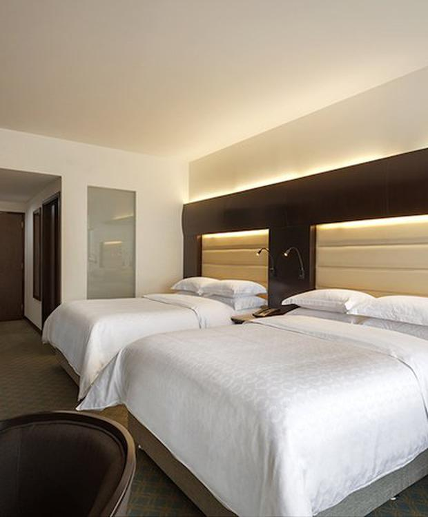 Quarto duplo Sheraton Bogotá Hotel Bogota