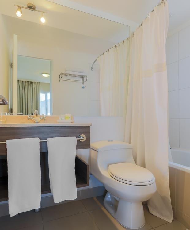 Banheiro Hotel Geotel Calama Calama