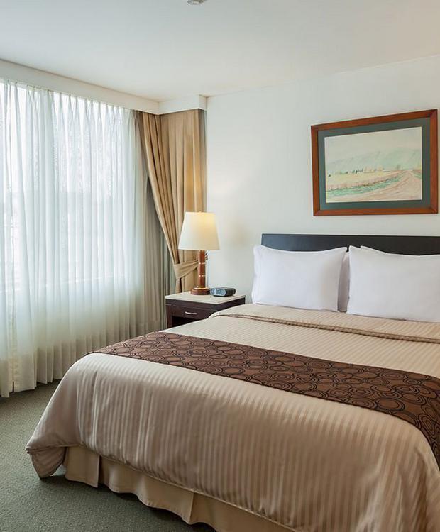 Habitación Estándar Doble GHL Style Hotel Belvedere Bogota
