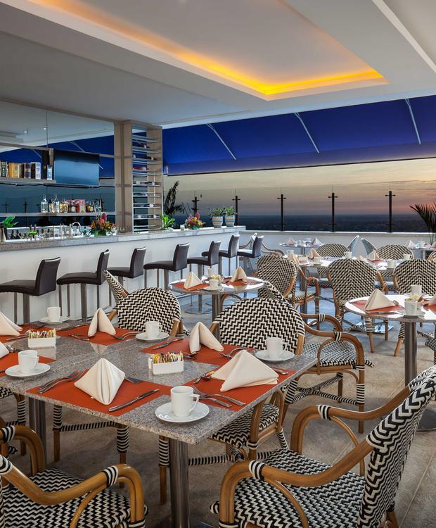 Restaurante Villavicencio GHL Hotel Grand Villavicencio Villavicêncio