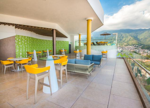 BAR TERRACE Sonesta Hotel Ibague Ibagué