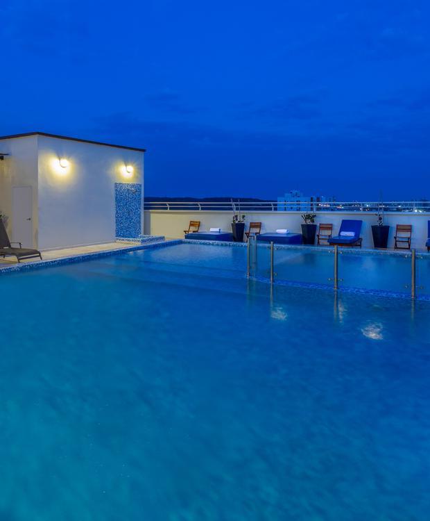 Piscina Sonesta Hotel Barranquilla  Barranquilla