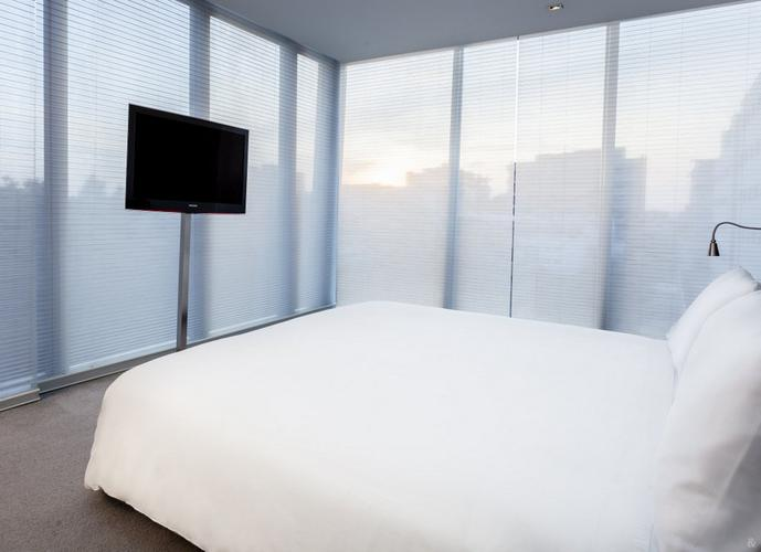 Quarto superior hotel ghl collection 93 bogota