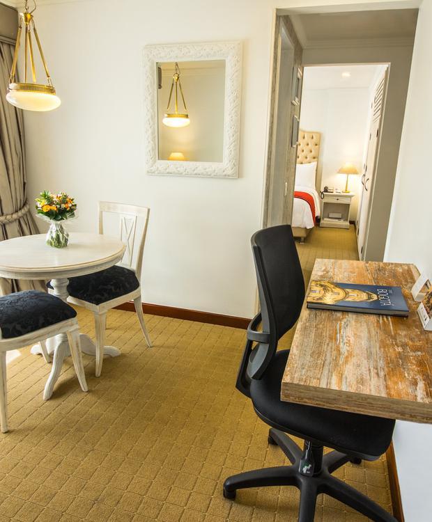 Suite Júnior GHL Hotel Hamilton Hotel GHL Collection Hamilton Bogota
