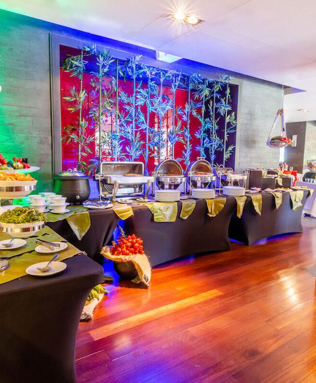 Gastronomia Hotel Four Points by Sheraton Cali Cali