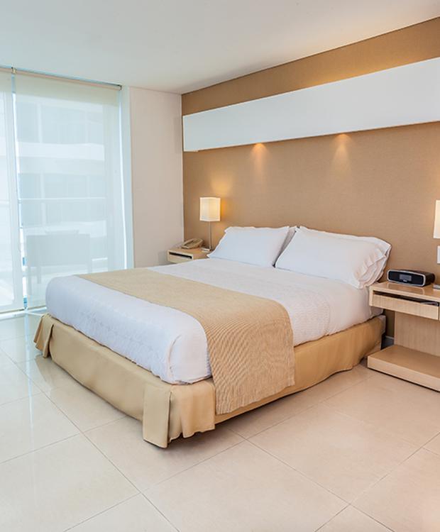 Suíte Sonesta Hotel Cartagena Cartagena das Índias