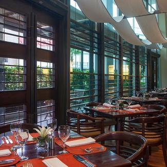 RESTAURANTE COOK'S Sheraton Guayaquil Hotel Guaiaquil