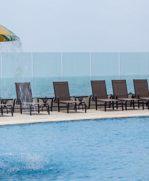 Piscina Hotel GHL Relax Corais de Indias Cartagena das Índias