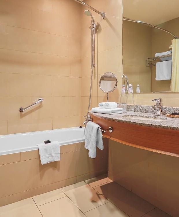 Banheiro Sonesta Hotel Osorno Osorno