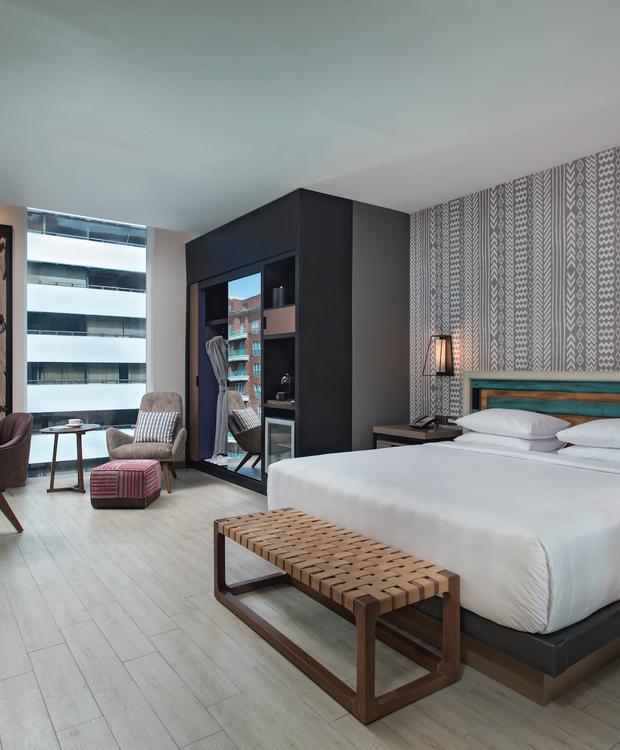 Quarto King Standard Hotel Hyatt Centric Guatemala City Cidade da Guatemala