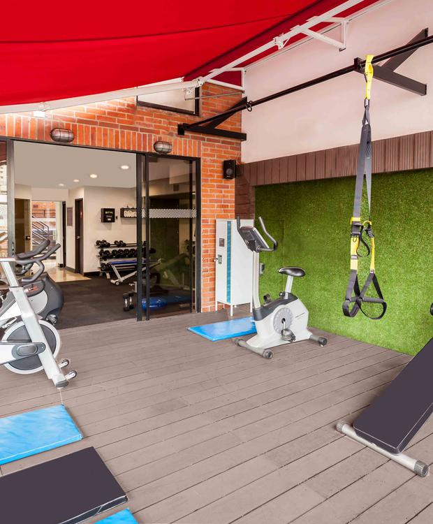GYM Four Points by Sheraton Cali