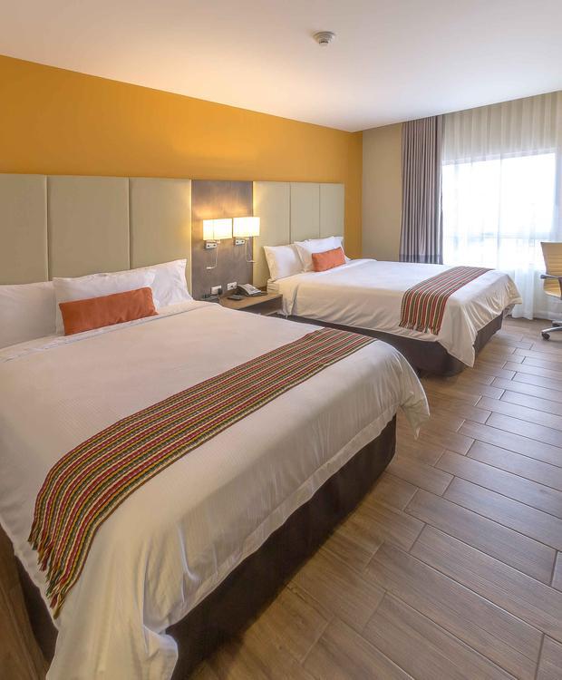 Habitaciones Latam Hotel Plaza Pradera Quetzaltenango Quetzaltenango
