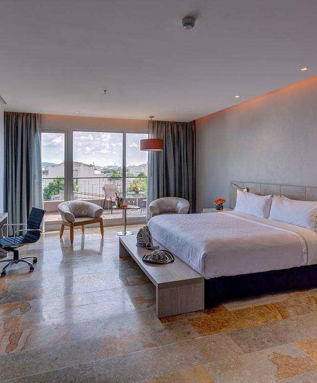 Quarto GHL Hotel Montería Montería