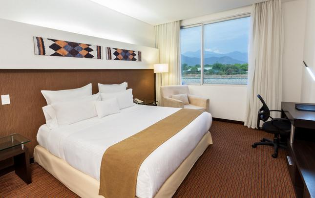 Quarto Single King Sonesta Hotel Valledupar  Valledupar