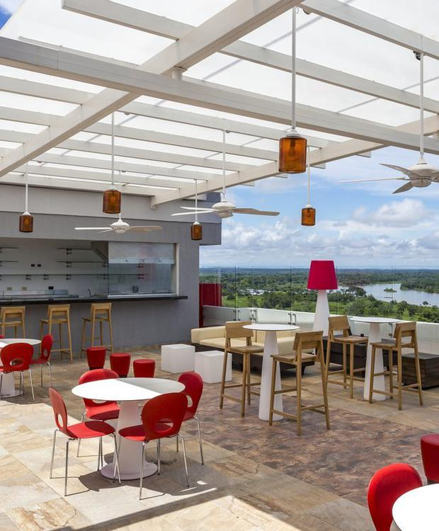 Esplanada Lounge Bar Hotel Park Inn By Radisson Barrancabermeja Barrancabermeja