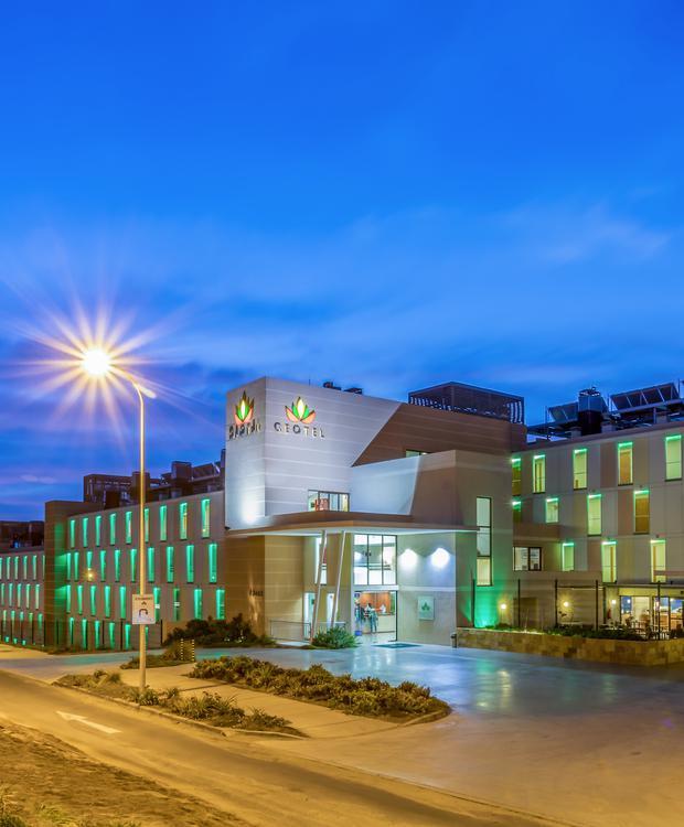 Fachada Hotel Geotel Antofagasta Antofagasta