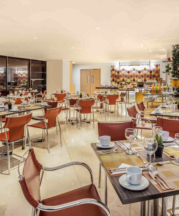 Restaurante Hotel Four Points by Sheraton Cali Cali