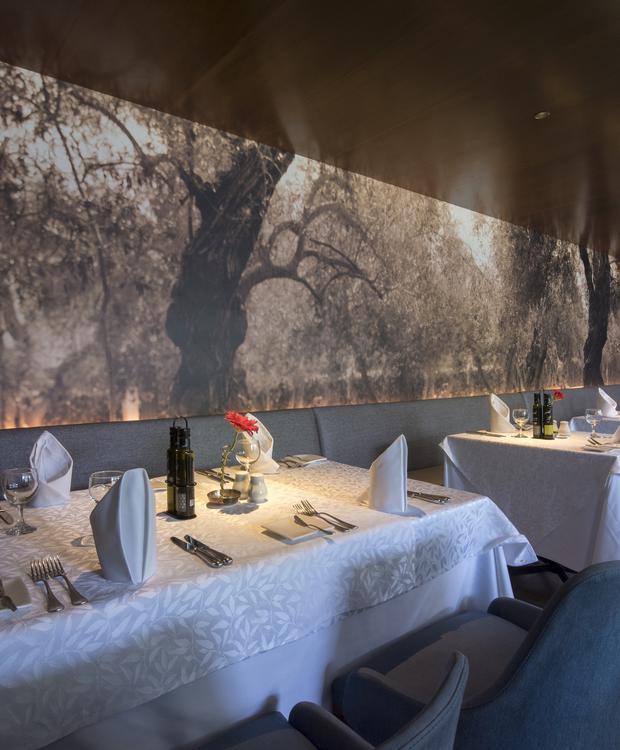 Restaurante Sonesta Hotel El Olivar Lima