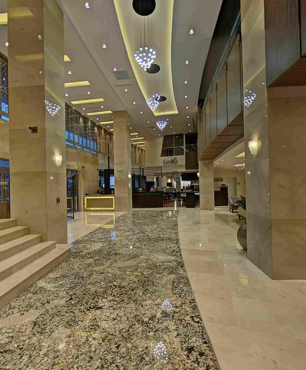 1 Sheraton Guayaquil Hotel Guaiaquil