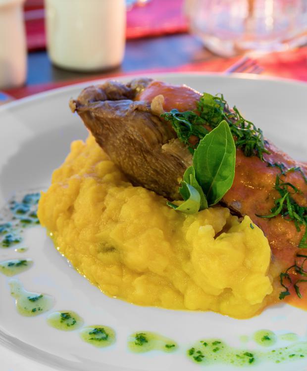 Alimentos e bebidas Hotel Geotel Antofagasta Antofagasta