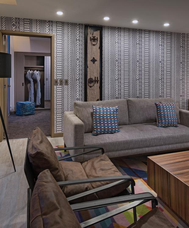 Ambassador Suite Sala Hotel Hyatt Centric Guatemala City Cidade da Guatemala
