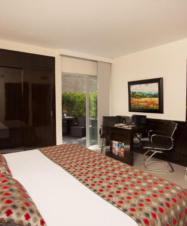 Quarto Accessible GHL Hotel Portón Medellín Medellín