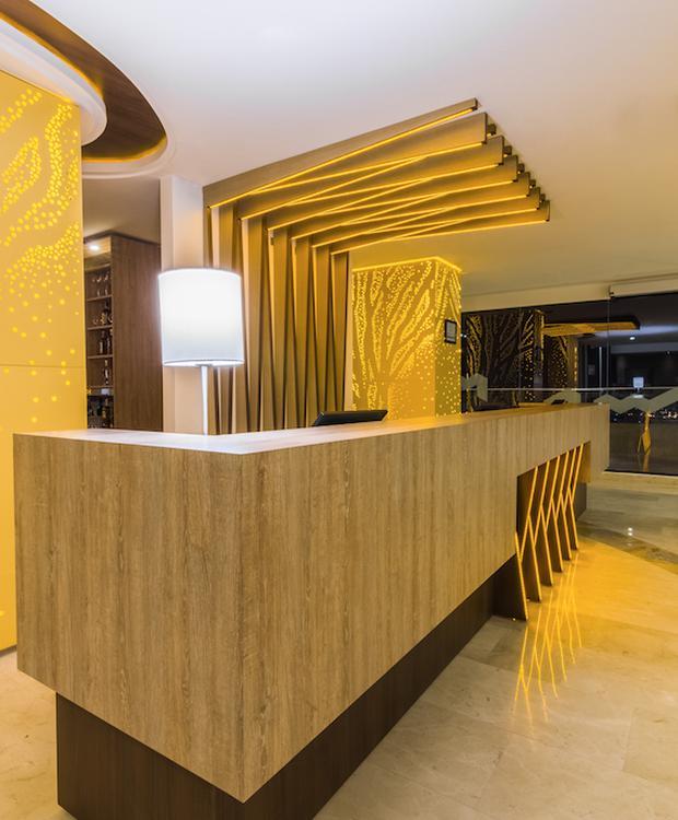 Lobby Sonesta Hotel Ibague Ibagué