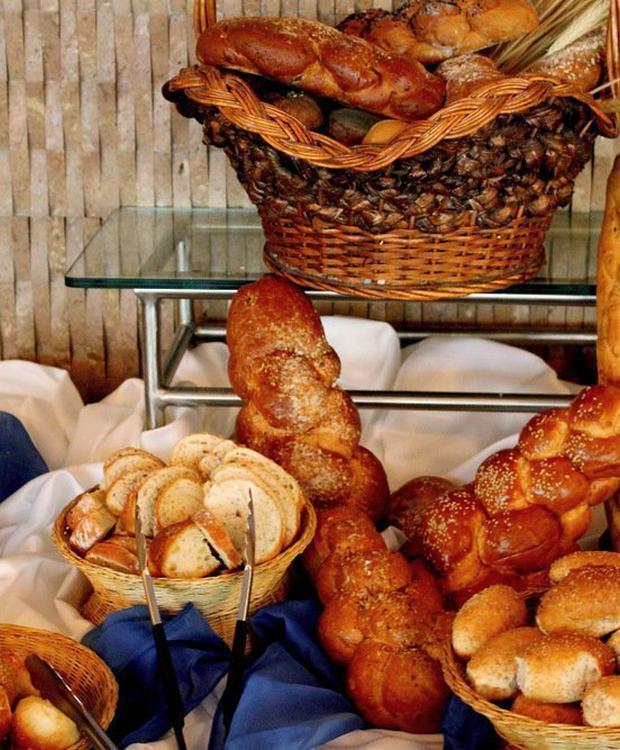 Pequeno almoço buffet Sonesta Hotel Guayaquil Guaiaquil